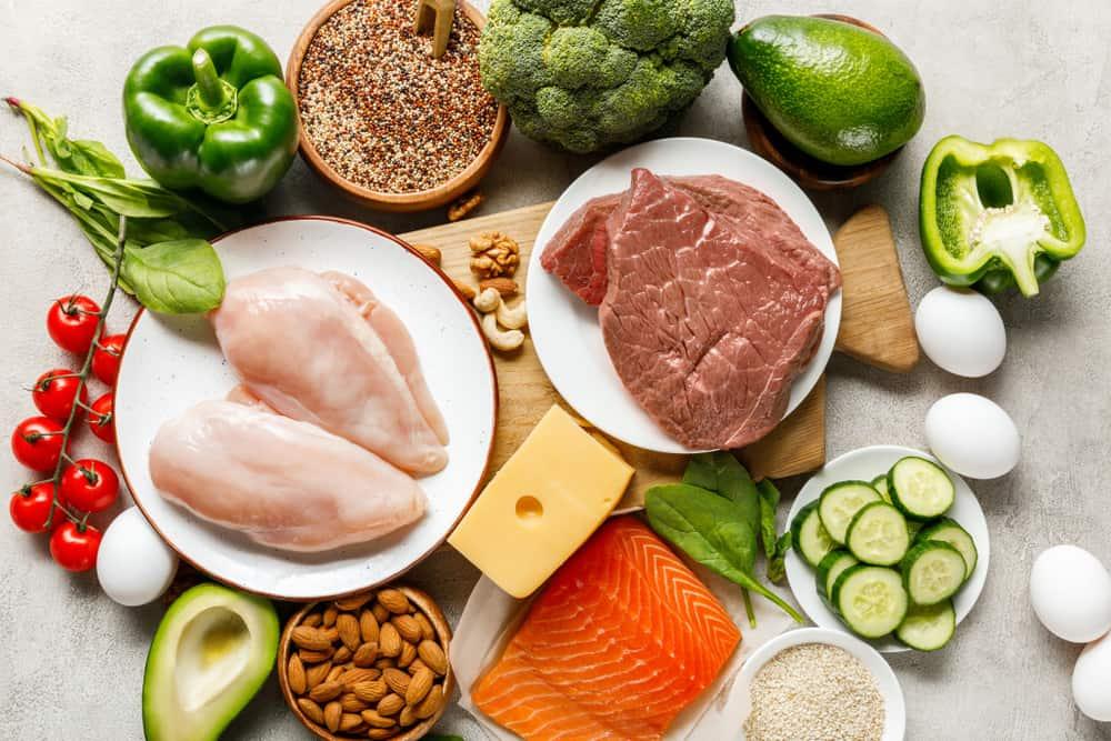 Ilustrasi Makanan Sehat, sumber : Hello Sehat